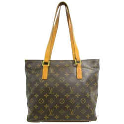Louis Vuitton Monogram Cabas Piano Zip Tote PM 23406