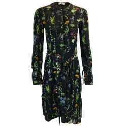 Altuzarra Ourika Floral Printed Silk Dress