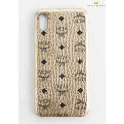 MCM iPhone X Visetos Case