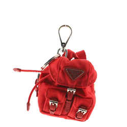 Backpack Charm Bag Tessuto