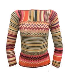 Missoni Zig Zag Knit Sweater