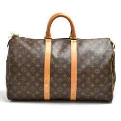 Vintage Louis Vuitton Keepall 45 Monogram Canvas Duffle Travel Bag LT953