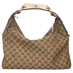 Gucci Horsebit Shoulder Bag
