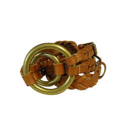 Twisted belt