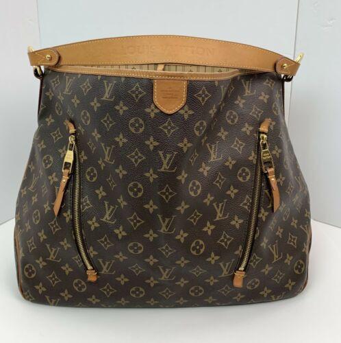 Gm Monogram Hobo Tote Shoulder Bag