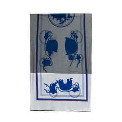 Hermes Cotton-jersey Scarf