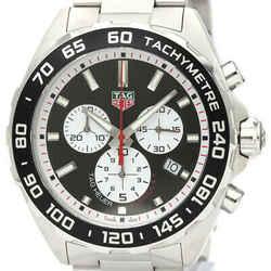 TAG HEUER Formula 1 Chronograph Steel Quartz Mens Watch CAZ101E BF534603