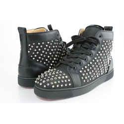 Christian Louboutin Louis 1c1s Flat Sneakers