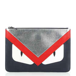 Monster Pouch Leather Medium