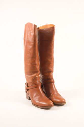 Ralph Lauren Collection Cognac Leather