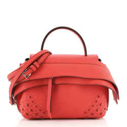 Studded Wave Bag Leather Mini