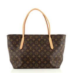 Raspail Tote Monogram Canvas PM