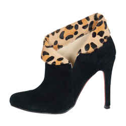 Christian Louboutin Suede Booties