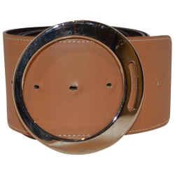 Hermes Brown - Reversible Waist Belt