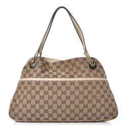 Gucci Monogram Medium Eclipse Shoulder Bag  8GG857