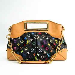 Louis Vuitton Monogram Multicolore Judy MM M40256 Women's Handbag,Shoul BF510892