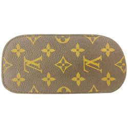 Louis Vuitton Monogram Etui Lunettes Plat Eyeglass Case 5LVA1022