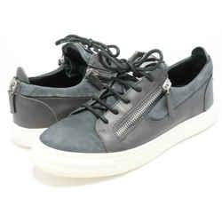 Giuseppe Zanotti London Suede Sneakers