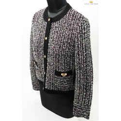 Salvatore Ferragamo Women's Tweed Wool-blend Jacket