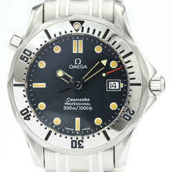Polished OMEGA Seamaster Professional 300M Steel Mid Size Watch 2562.80 BF514560