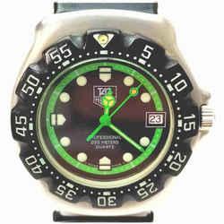 TAG Heuer 375.513 Professional Watch Black x Green 861169