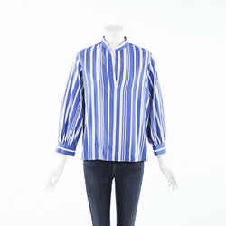 Chinti and Parker Striped Parasol Top SZ 4