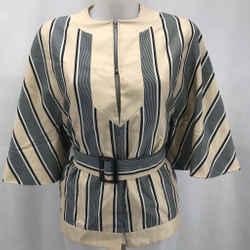 Christian Dior Ivory Short Sleeve Jacket 4
