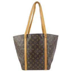Louis Vuitton Monogram Sac Shopping Tote Bag 910lv5