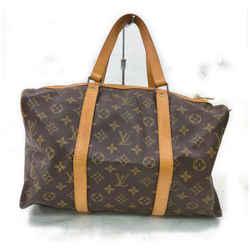 Louis Vuitton Monogram Sac Souple 35 Boston Bag Speedy 862863