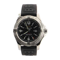 Colt Chronometer Quartz Watch Stainless Steel and Rubber 44