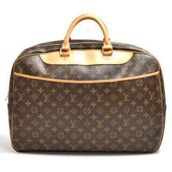 Louis Vuitton Alize 2 Poches Monogram Canvas Soft Sided Travel Bag LU157