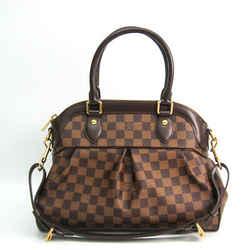Louis Vuitton Damier Trevi Pm N51997 Women's Shoulder Bag Ebene Bf511847