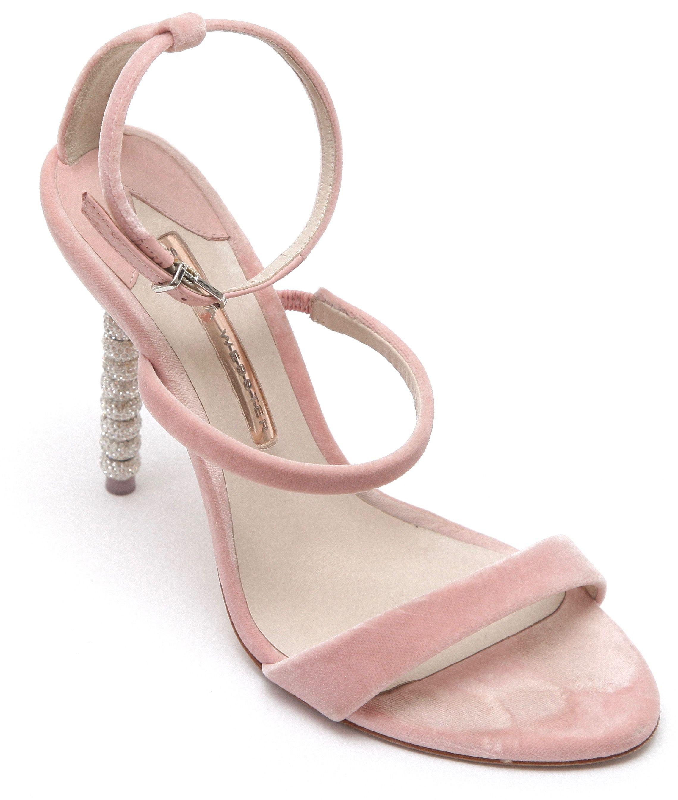 sophia webster pink shoes