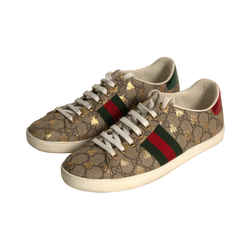 Gucci Bee Ace GG Supreme Sneakers