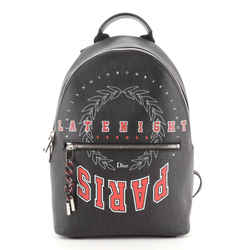 Homme Backpack Printed Coated Canvas Small