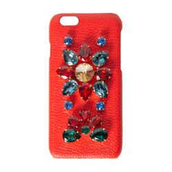 Dolce & Gabbana Embellished Phone Case