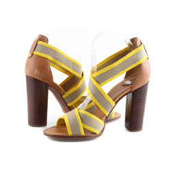 Tory Burch Laurie Strappy Heel Sandal