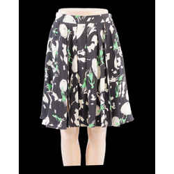 Christian Dior Silk Mini Skirt