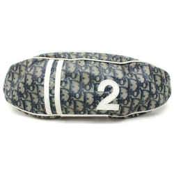 Dior Navy Blue Monogram Trotter Waist Pouch Fanny Pack Belt Bag   861919