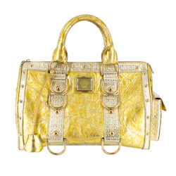 Versace | Snap Out Of It Satchel