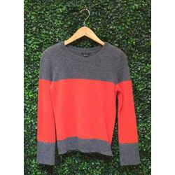 Theory Size Medium Dark Grey Sweater