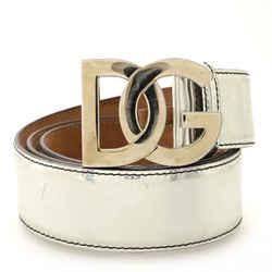 DG Logo Belt Leather Medium 95