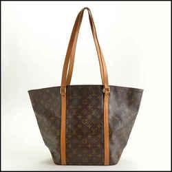 Rdc11341 Authentic Louis Vuitton Lv Monogram Sac Shopping Tote