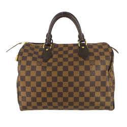 Louis Vuitton | Damier Ebene Speedy 30 Handbag