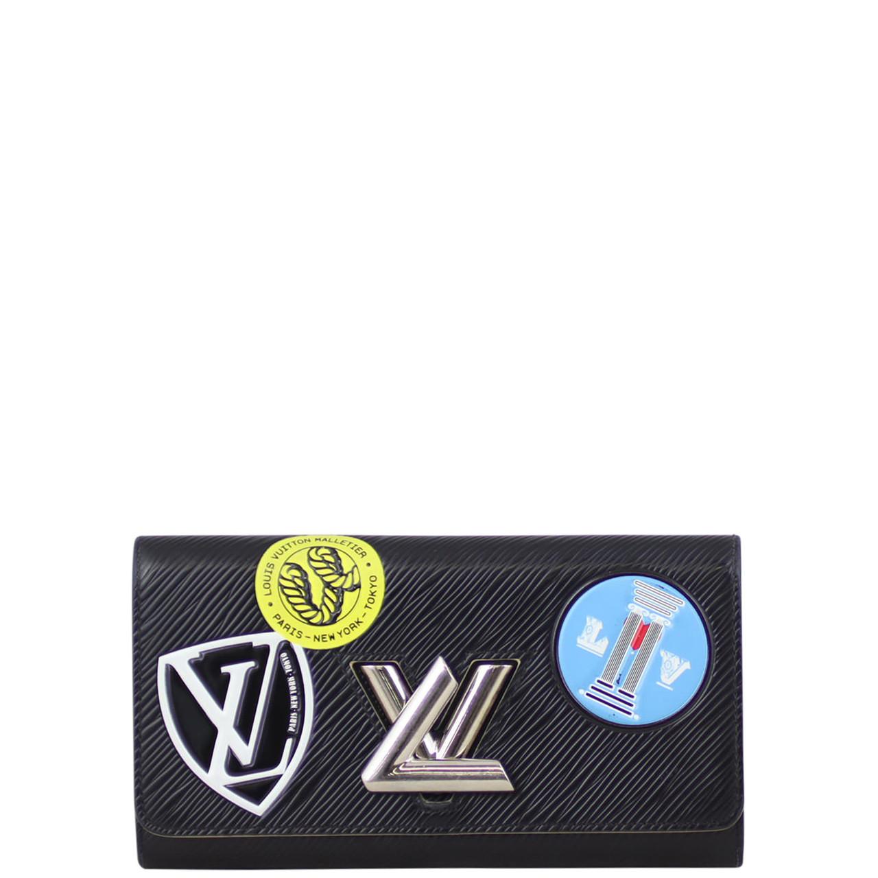 Louis Vuitton Twist Wallet Epi World Tour Leprix