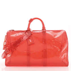 Keepall Bandouliere Bag Limited Edition Monogram PVC 50