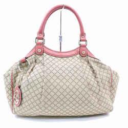 Gucci Monogram Diamante Sukey Hobo 871863