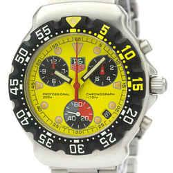 TAG HEUER 2000 Formula 1 Chronograph Steel Quartz Mens Watch CA1213 BF531248