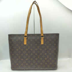 Louis Vuitton Structured Monogram Luco Zip Tote Bag 861695