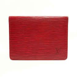 Louis Vuitton Porte carte double